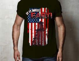 #59 for American Flag shirt by deverasoftware