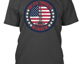 #86 for American Flag shirt by jibon710