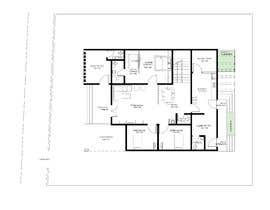#76 untuk Need 2D Floor Plan for my home without elevation oleh ash2297