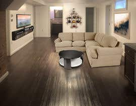 #10 for Living room virtually stage or do some awesome photoshop manipulation af artkrishna
