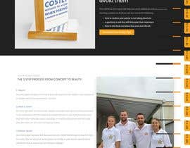 #5 for Change my psd web template to look professional by techTara