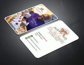 Nro 195 kilpailuun Design A Business Card for a Handmade Soap Company käyttäjältä twinklle2