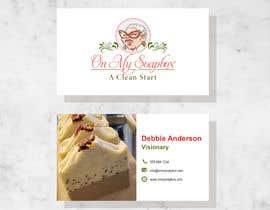 Nro 222 kilpailuun Design A Business Card for a Handmade Soap Company käyttäjältä heyavisual