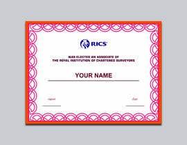 Nro 85 kilpailuun University Certificate käyttäjältä luphy
