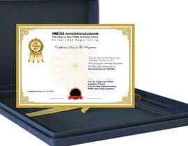 #57 for University Certificate af mdaual88