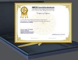 Nro 81 kilpailuun University Certificate käyttäjältä mdaual88