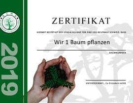 Nro 12 kilpailuun Create me a document (certificate) käyttäjältä JdExp3rt