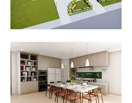 #27 for 3D model / Rendering - residential af asfiaasa