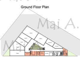 #26 untuk Commercial Building 2D Layout / Plan / Concept/ Ideas drawing needed from scratch oleh maiiali52