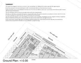 #28 untuk Commercial Building 2D Layout / Plan / Concept/ Ideas drawing needed from scratch oleh mfvisual12