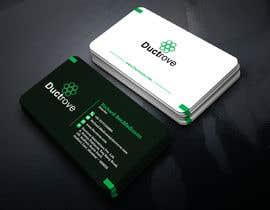 Nro 87 kilpailuun Design a Visiting Card käyttäjältä tanvirhaque2007