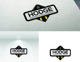 Nro 74 kilpailuun Create a logo and Brand Guide for a new asphalt sealcoating company käyttäjältä hyder5910