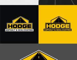 Nro 18 kilpailuun Create a logo and Brand Guide for a new asphalt sealcoating company käyttäjältä mrhamza034