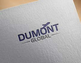 nº 952 pour Dumont Global Logo Design par Freelancermoen