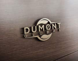 nº 947 pour Dumont Global Logo Design par dolli99