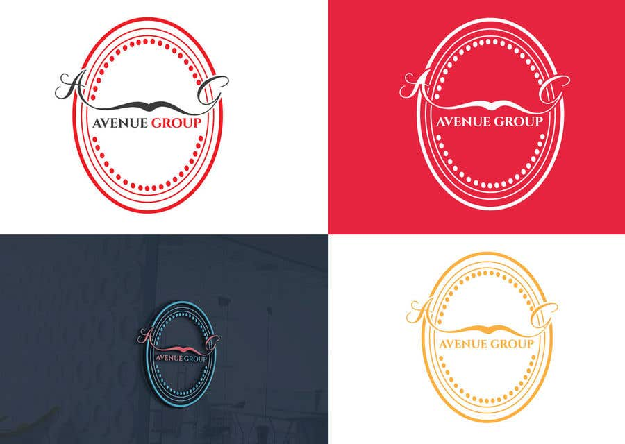 Penyertaan Peraduan #199 untuk Logo Design for Car Rental Company: Avenue Group