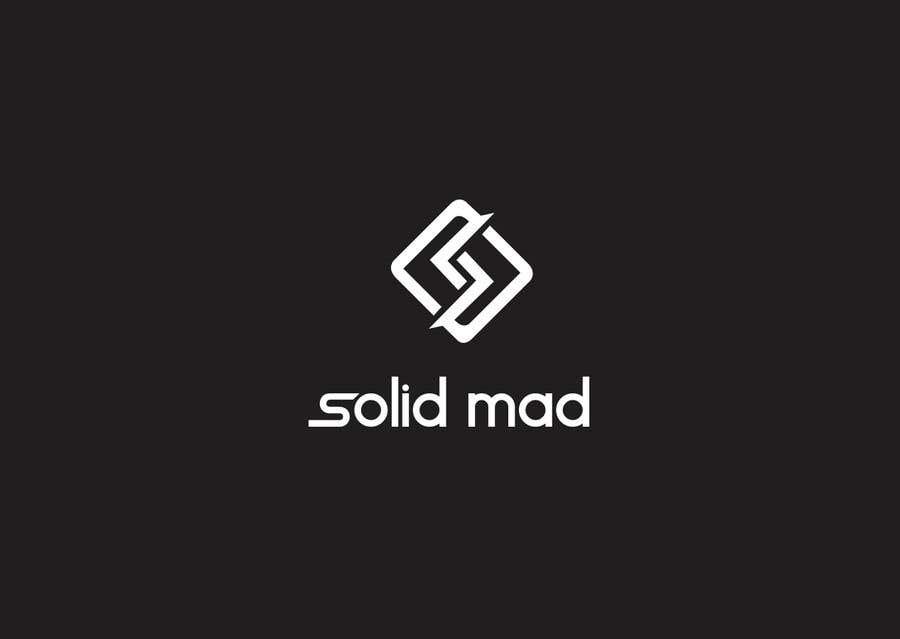 """Intrarea #                                        4278                                      pentru concursul """"                                        Logo for sportsware and sportsgear brand """"Solid Mad""""                                     """""""