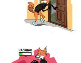 #32 untuk I need a marscot a Hacker Marscot. In 4 situations. oleh Dreamcatcher321