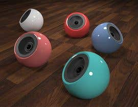 #72 untuk Design Bluetooth Speaker (3D File) - example in attachement oleh kchou2016