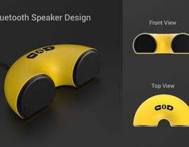 #68 untuk Design Bluetooth Speaker (3D File) - example in attachement oleh barisekici92
