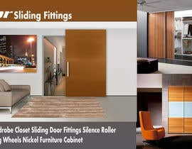 #6 cho Design a Banner for Door Sliding fittings for our website bởi laamoh91