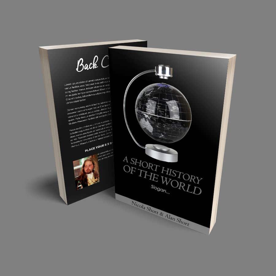 Конкурсная заявка №12 для A Short History Cover Graphic