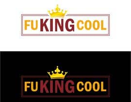 #34 untuk Simple text logo for FU KING COOL Stuff.com oleh mayurbarasara