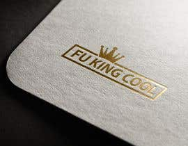 #30 untuk Simple text logo for FU KING COOL Stuff.com oleh hossainsajib883
