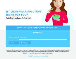 #15 for Design a very simple quiz webpage in a modern and attractive way by WebCraft111