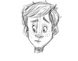 #15 for Character Sketch by ToaMota