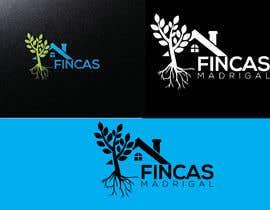 "#45 untuk Logo Design ""Fincas Madrigal"" oleh atlalino388"
