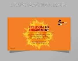 Nro 21 kilpailuun Creative Promotional Design käyttäjältä SKKawsarHossain
