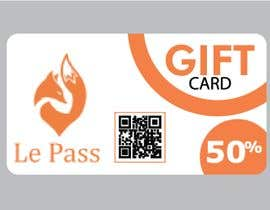 #32 for Gift card design by rabia191722