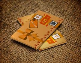 #28 for Gift card design by jahidhasanjh8058