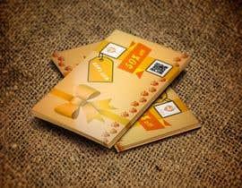 #35 cho Gift card design bởi jahidhasanjh8058