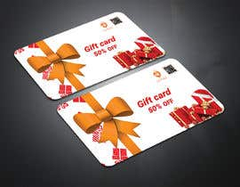 #24 for Gift card design by sahedkapu