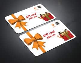 #25 for Gift card design by sahedkapu