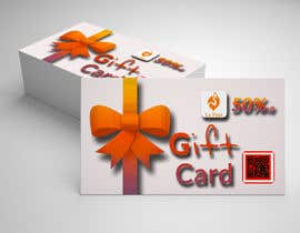 #30 for Gift card design by plabonm