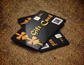 #31 cho Gift card design bởi plabonm