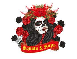 #22 for Dia de los muertos Squats & Hops Event by Mizan578