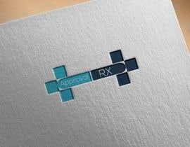 #218 for Create Logo Webpage Header for Approval Rx af mahmuda9