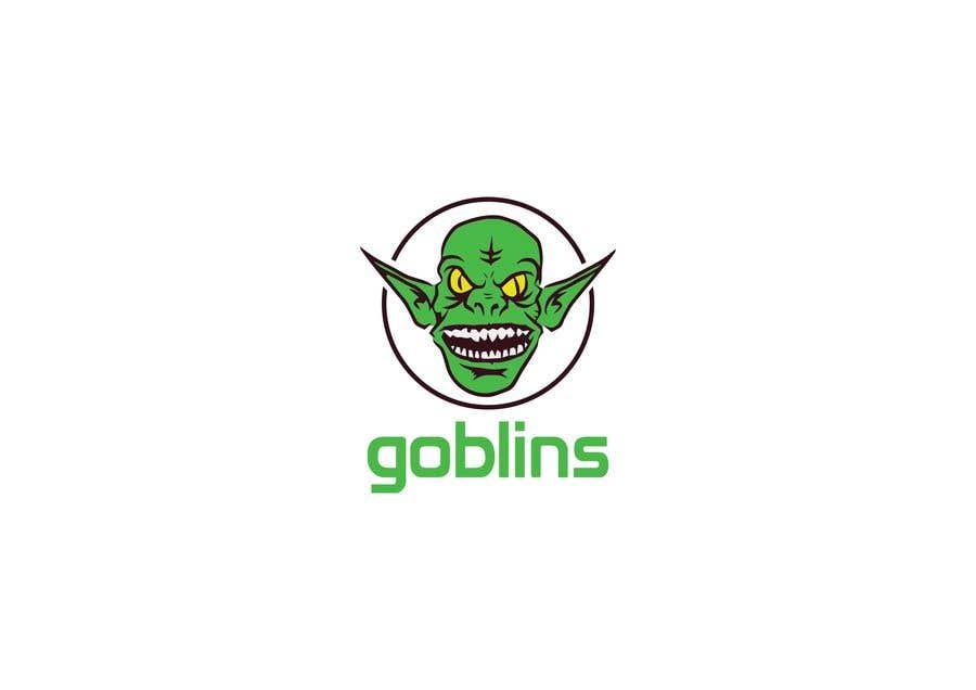 Bài tham dự cuộc thi #35 cho I want some low-poly logos of a goblin