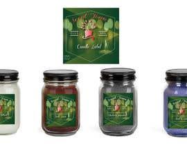 #8 para New Candle Label Designs 4 por freelancerbappye