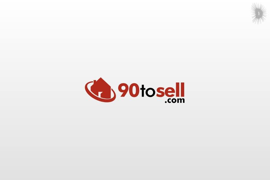 Konkurrenceindlæg #                                        14                                      for                                         Logo Design for 90tosell.com