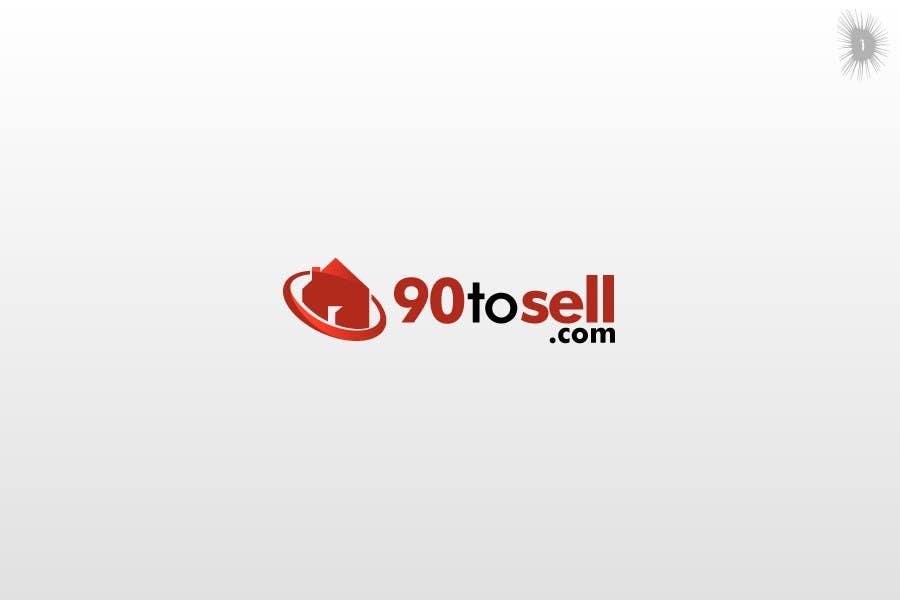 Konkurrenceindlæg #                                        15                                      for                                         Logo Design for 90tosell.com
