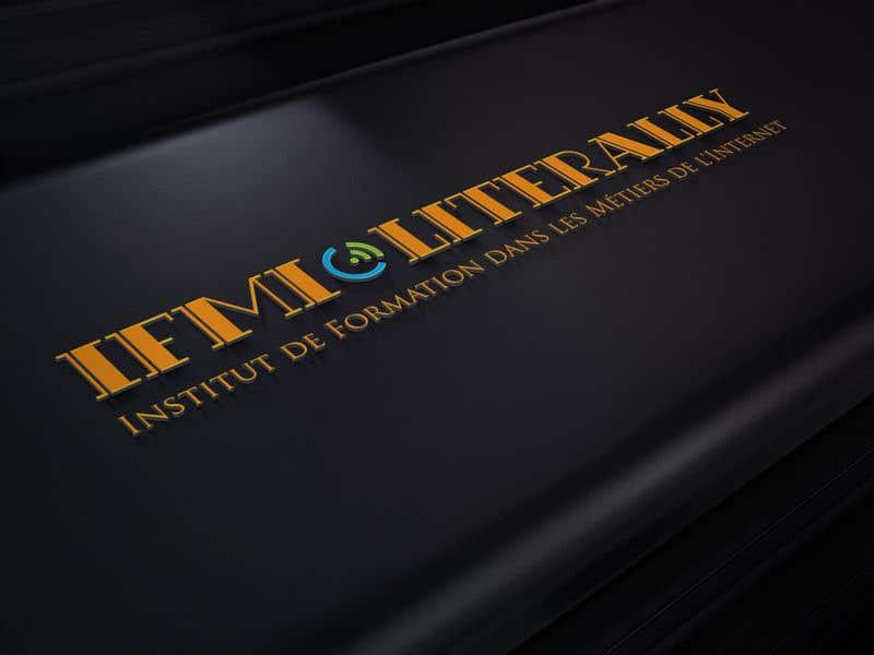 Kilpailutyö #156 kilpailussa Training Institute Logo