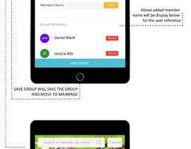 #10 cho UI/UX/branding for positioning service (Mobile browser) bởi mohammedyasik