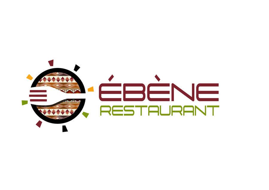 Contest Entry #84 for I need this draft logo to be done properly for a Restaurant logo. Kindly use the fonts and prints given to inspire and make a proper real professional logo.