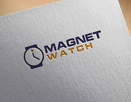 Nro 119 kilpailuun Design a logo for a fun watch company The Magnet Watch käyttäjältä zishanchowdhury0