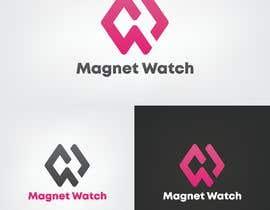 Nro 231 kilpailuun Design a logo for a fun watch company The Magnet Watch käyttäjältä Gearetic